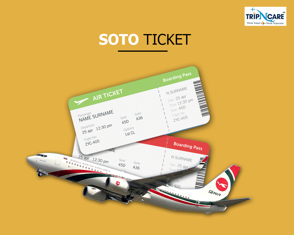 ALL YOU NEED TO KNOW ABOUT SOTO TICKET