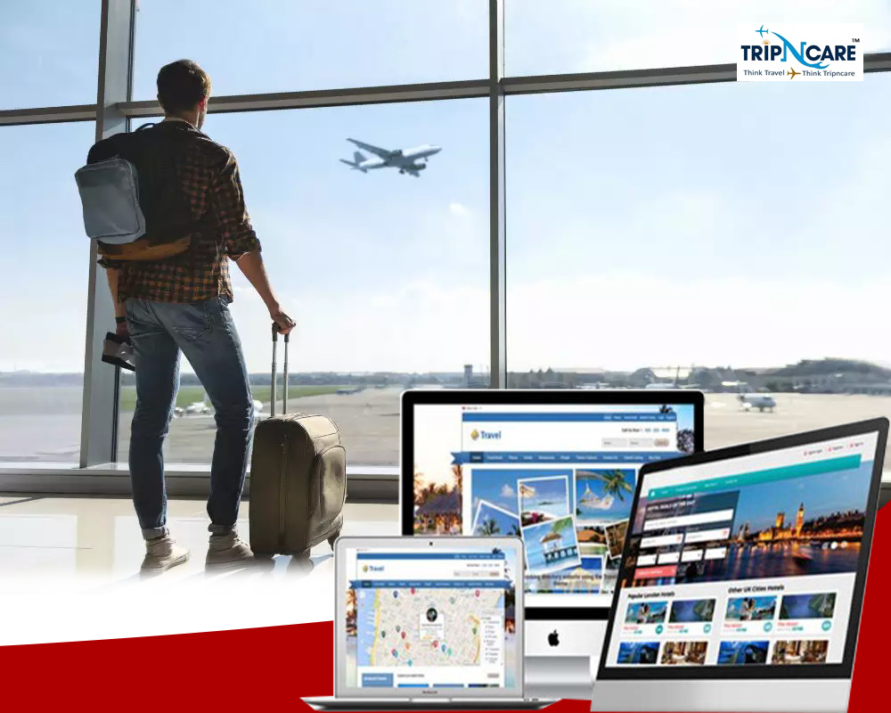 No more hassle in availing air ticket from our renown travel agency
